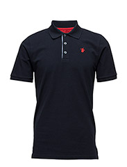 Solid Polo - NAVY