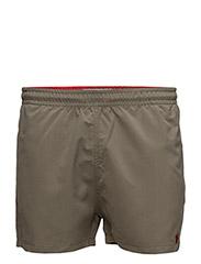 Swim shorts - OLIVE