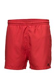 Swim shorts - RED