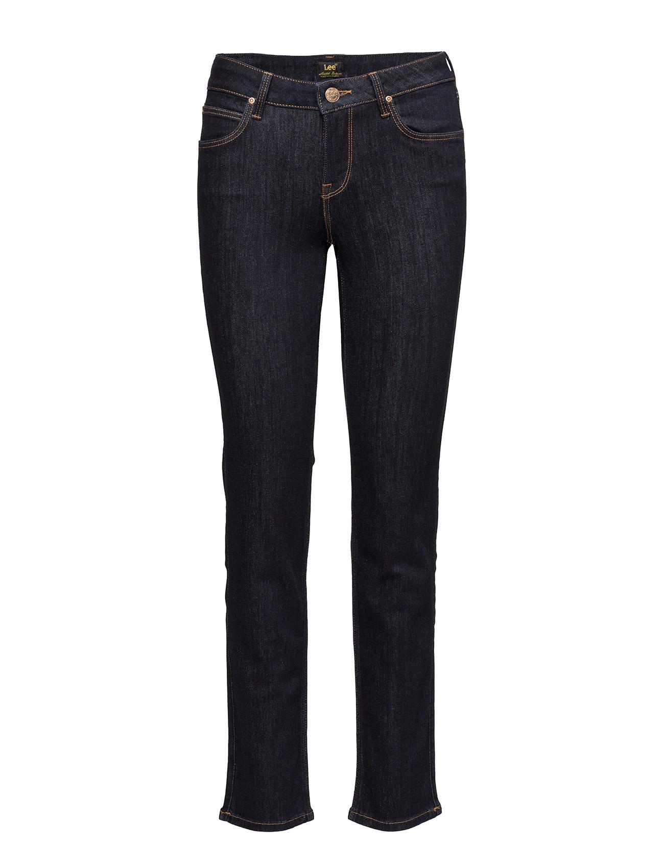 Marion Straight One Wash Lee Jeans Bukser til Damer i