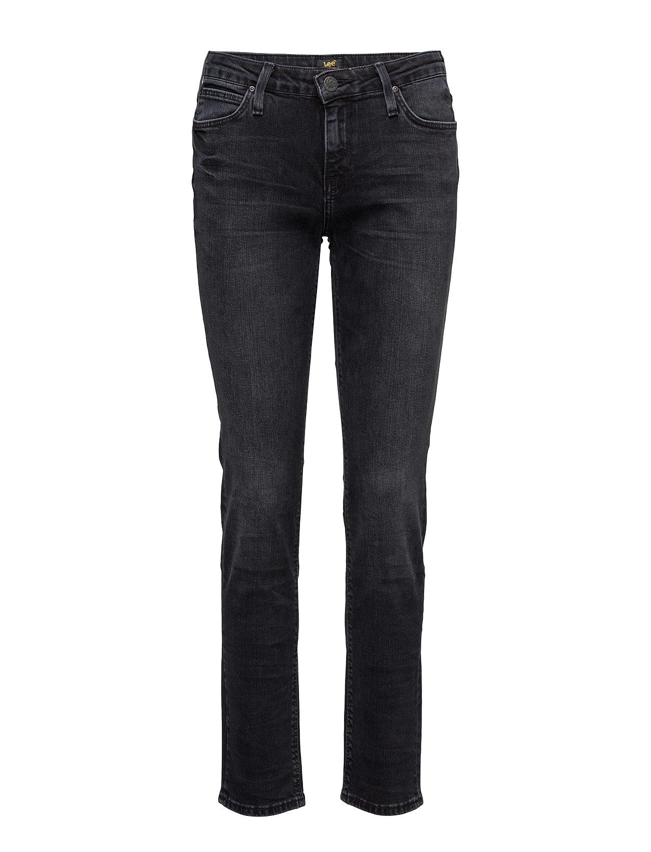 Elly Dark Raven Lee Jeans Bukser til Damer i