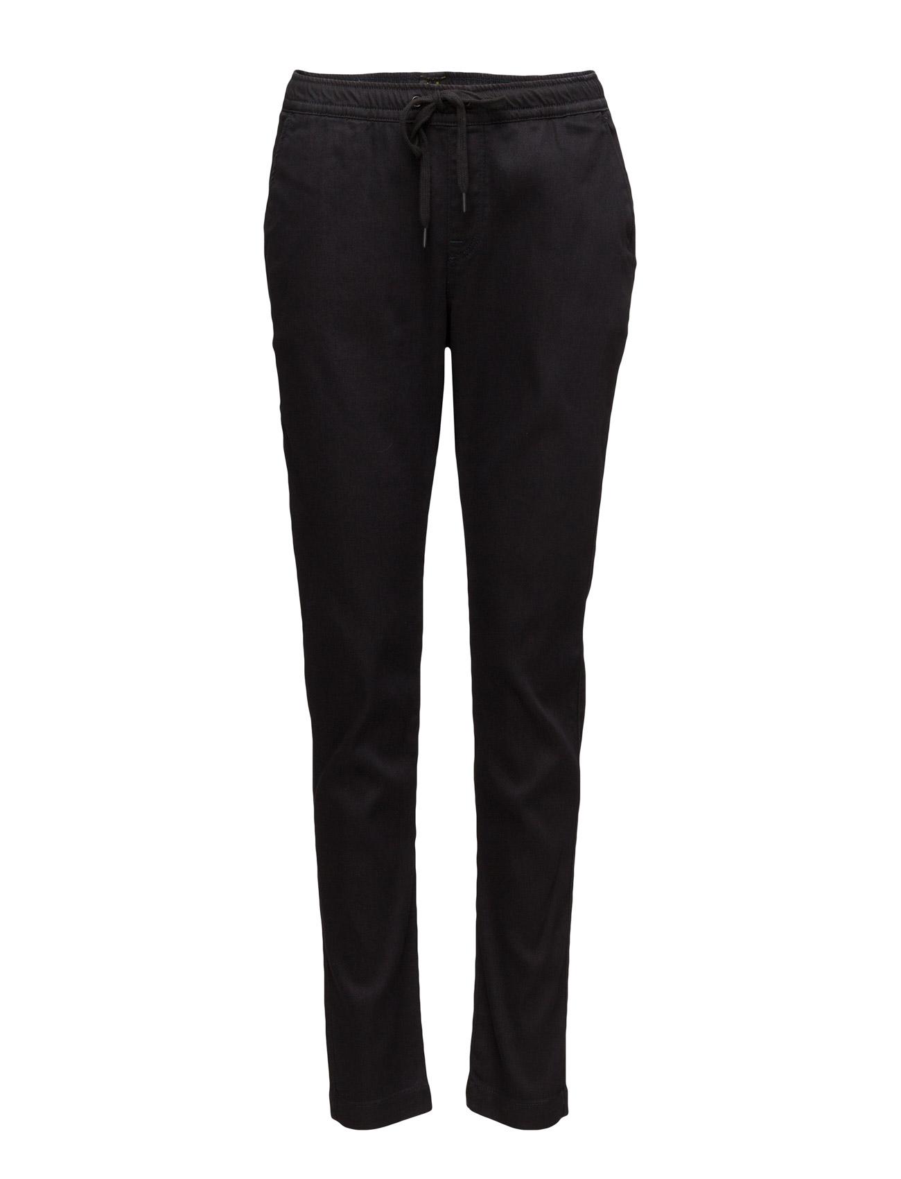 Jogger Lee Jeans Casual bukser til Damer i Black Bandit
