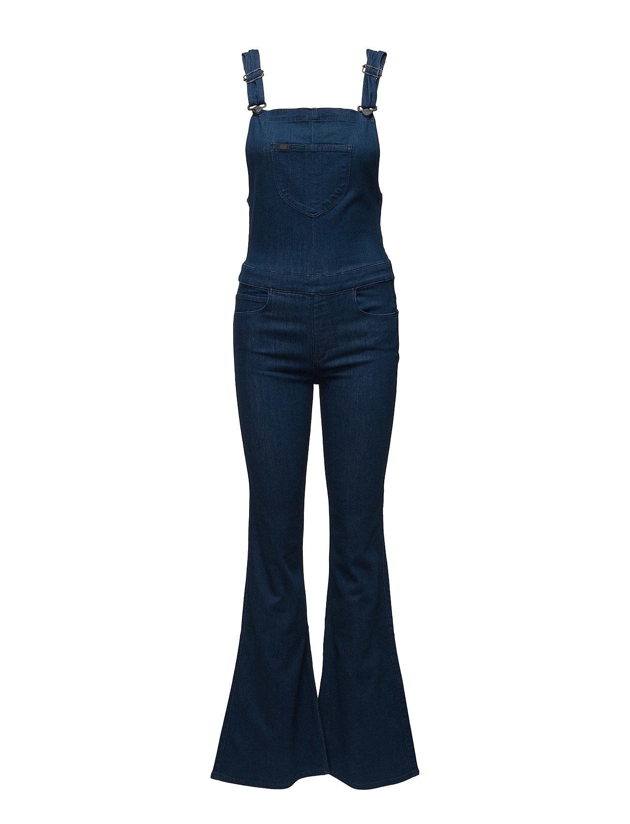 Bib Flare Rinse Lee Jeans  til Damer i