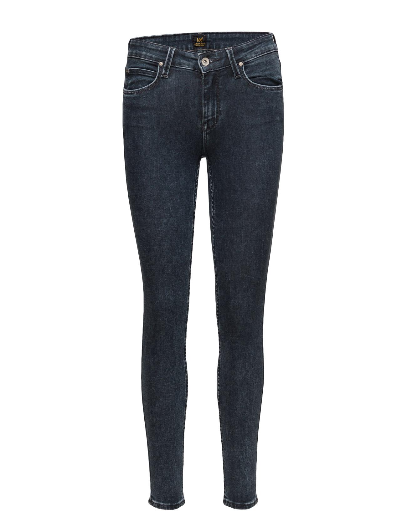 Jodee Night Sparkle Lee Jeans Skinny til Kvinder i