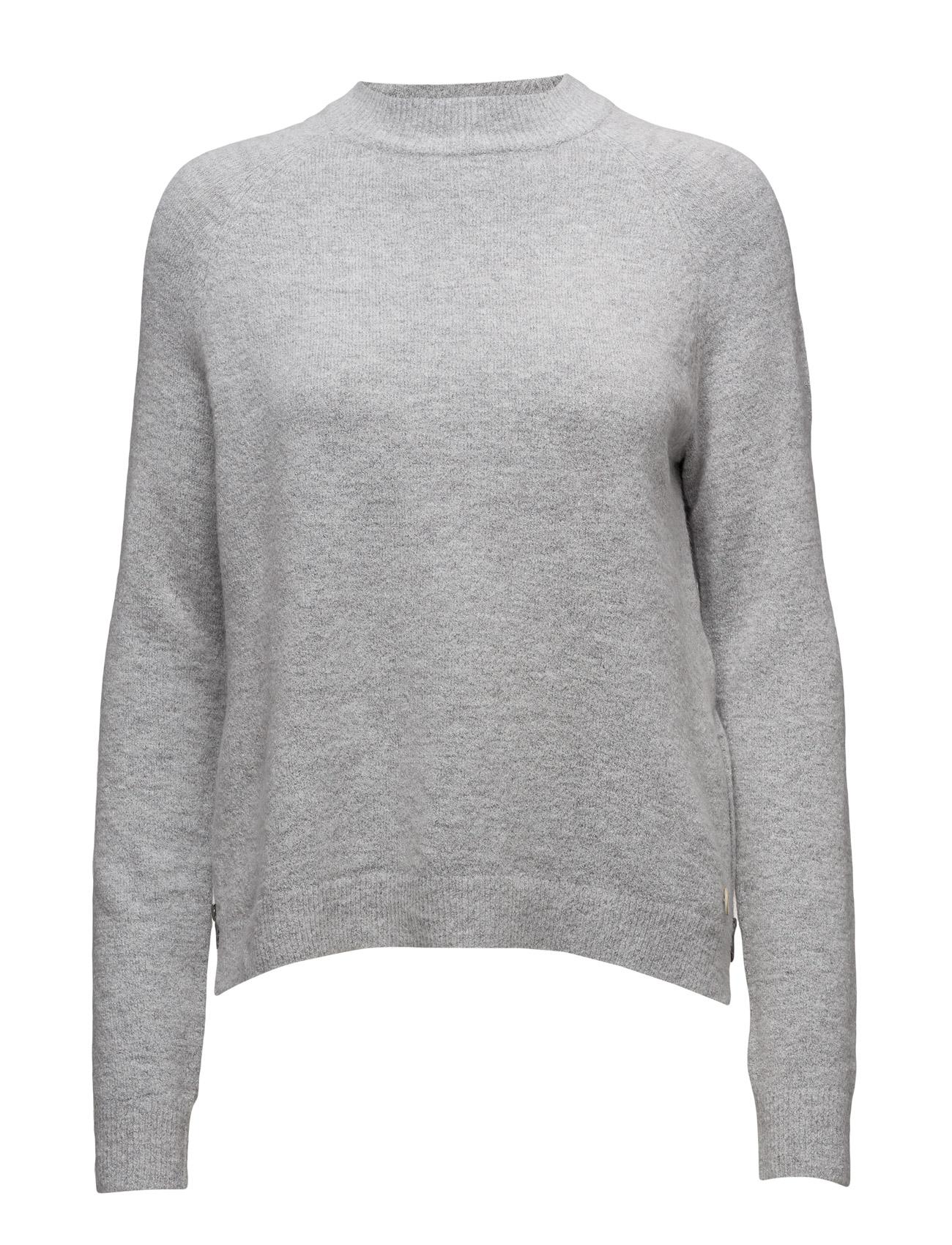 High Neck Knit Lee Jeans Sweatshirts til Damer i