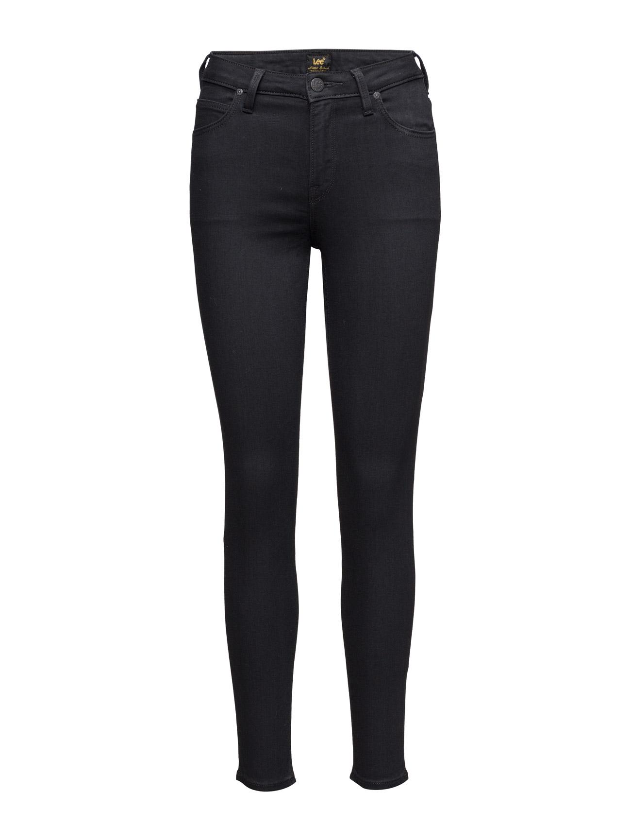 Scarlett High Lee Jeans Skinny til Damer i
