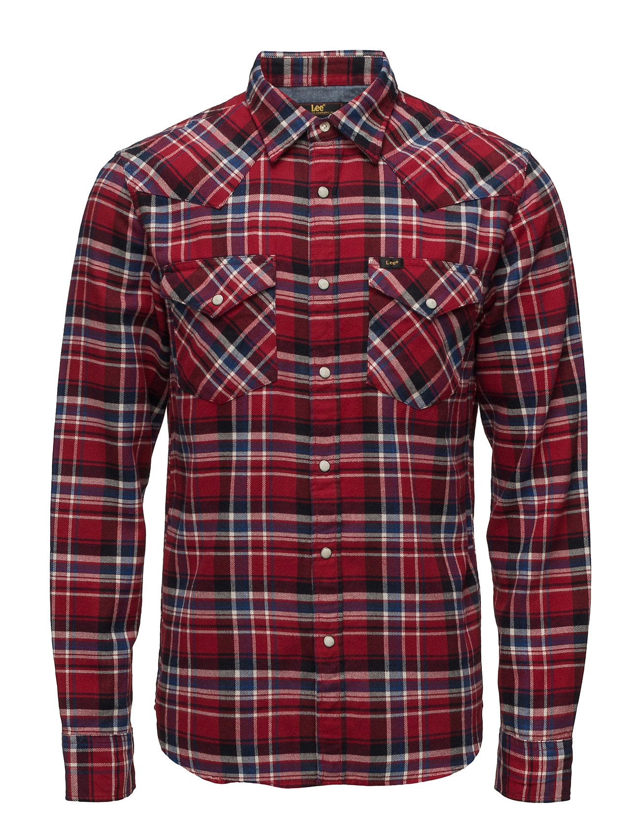 Lee Western Shirt Red Runner thumbnail