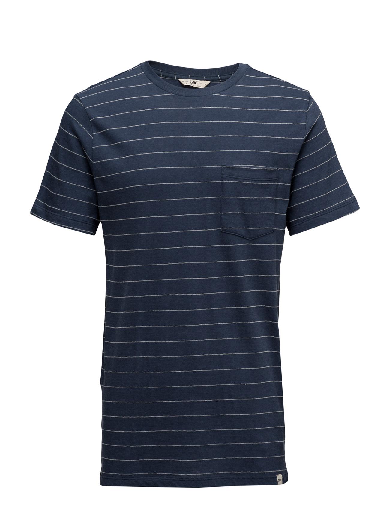 Stripe Tee Lee Jeans Kortærmede til Herrer i