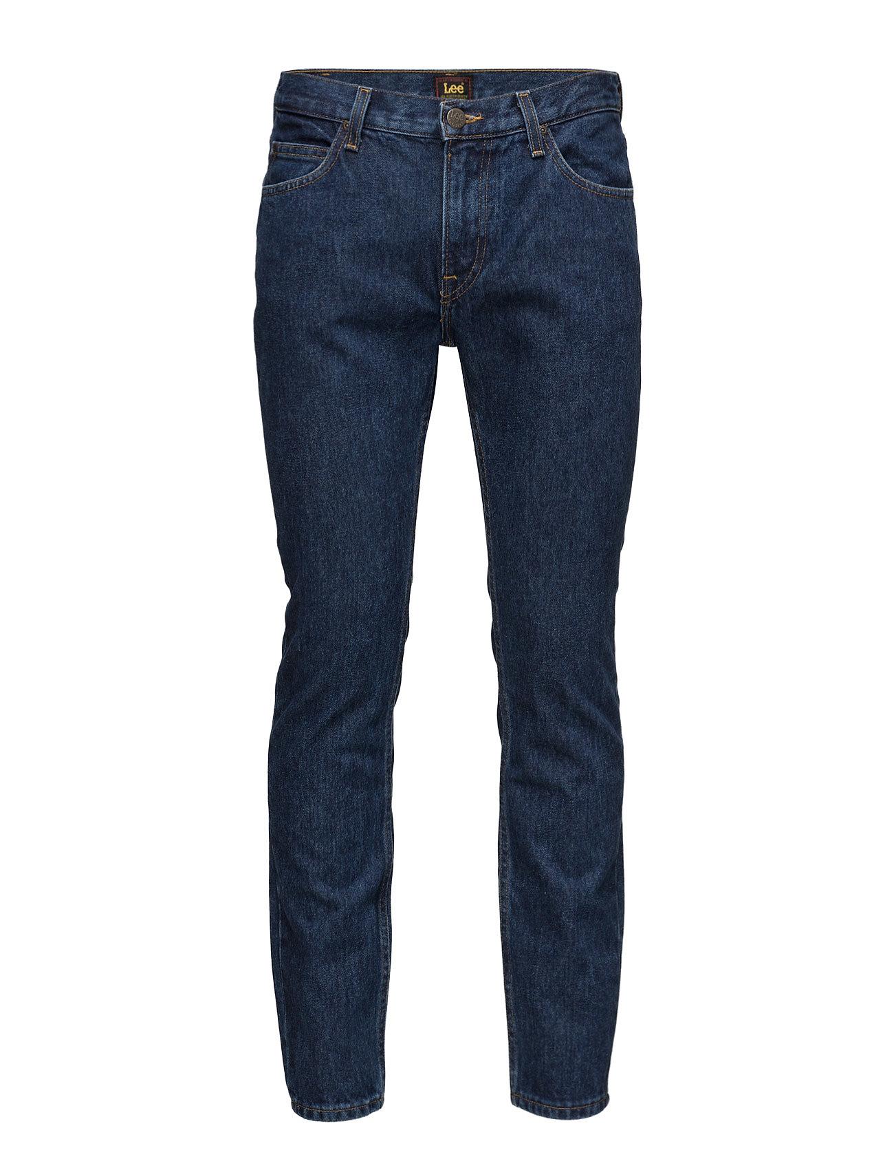 Rider dark stone fra lee jeans fra boozt.com dk