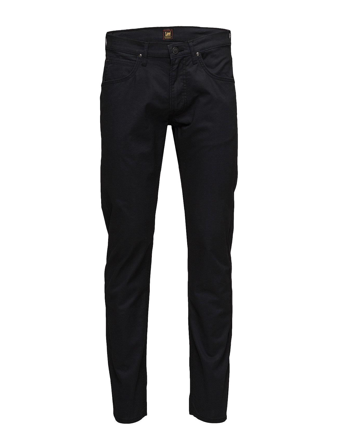 Daren zip fly black fra lee jeans fra boozt.com dk