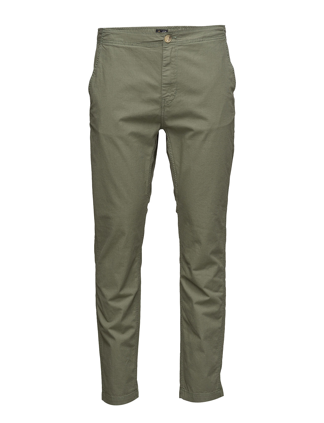 Seasonal Sports Pant Olive Minicheck Lee Jeans Chinos til Herrer i