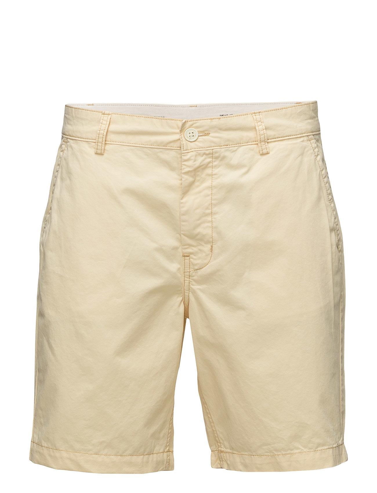 Chino Short Yellow Lee Jeans Bermuda shorts til Herrer i Gul