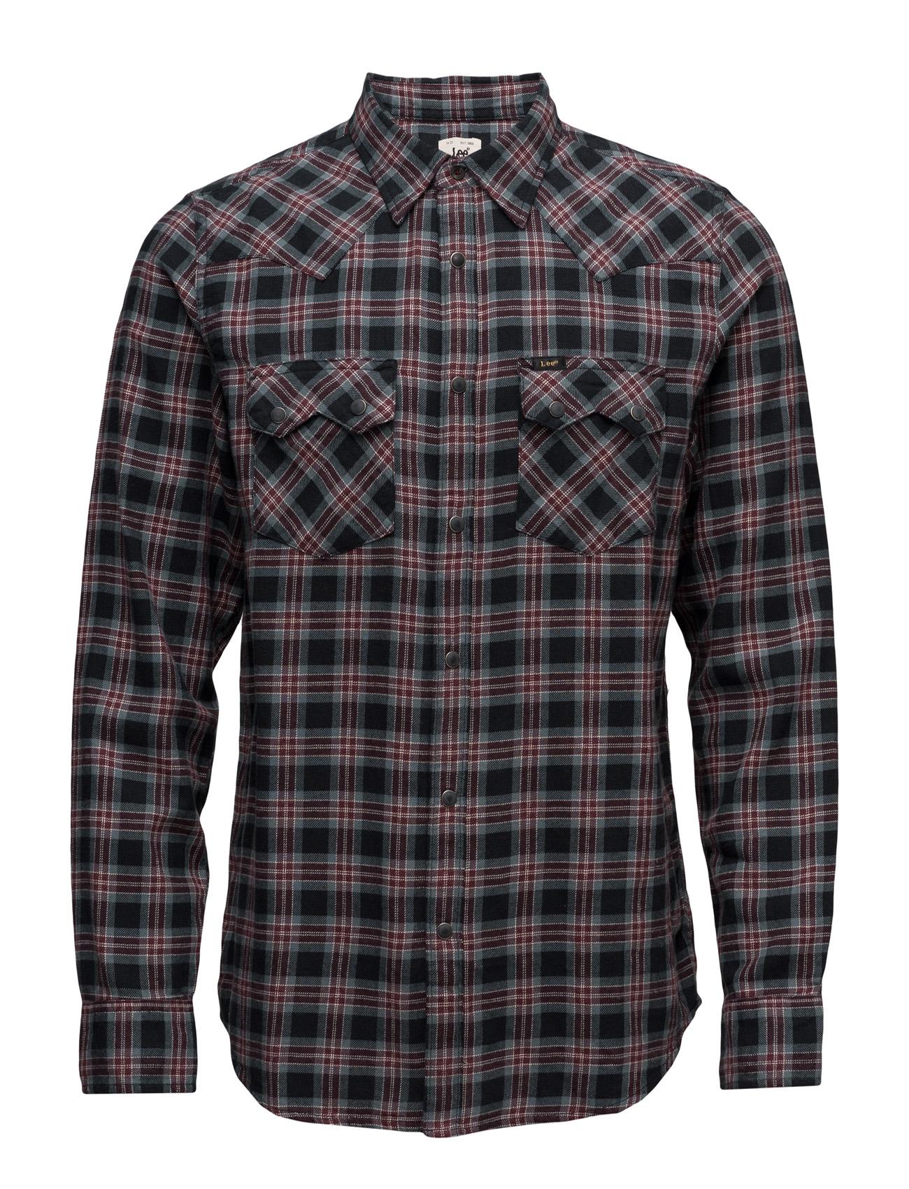 Lee Rider Shirt Lee Jeans Casual sko til Herrer i