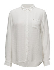 ULTIMATE SHIRT - WHITE COTTON