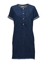 SEASONAL DRESS - IDAHO BLUE