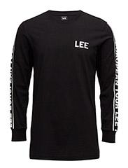 LEE TEE - BLACK