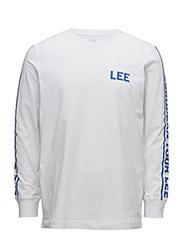 LEE TEE - WHITE
