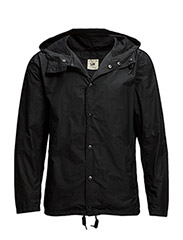 LIGHTWEIGHT JACKET BLACK - BLACK