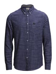 LEE BUTTON DOWN WASHED BLUE - WASHED BLUE