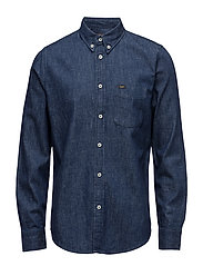 LEE BUTTON DOWN RINSE - RINSE