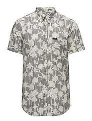 LEE BUTTON DOWN SS TURTLEDOVE - TURTLEDOVE