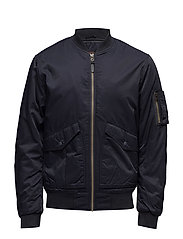 BOMBER MIDNIGHT BLUE - MIDNIGHT BLUE