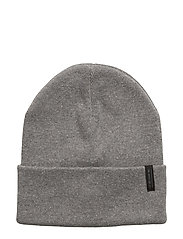 LONG BEANIE GREY MELE - GREY MELE