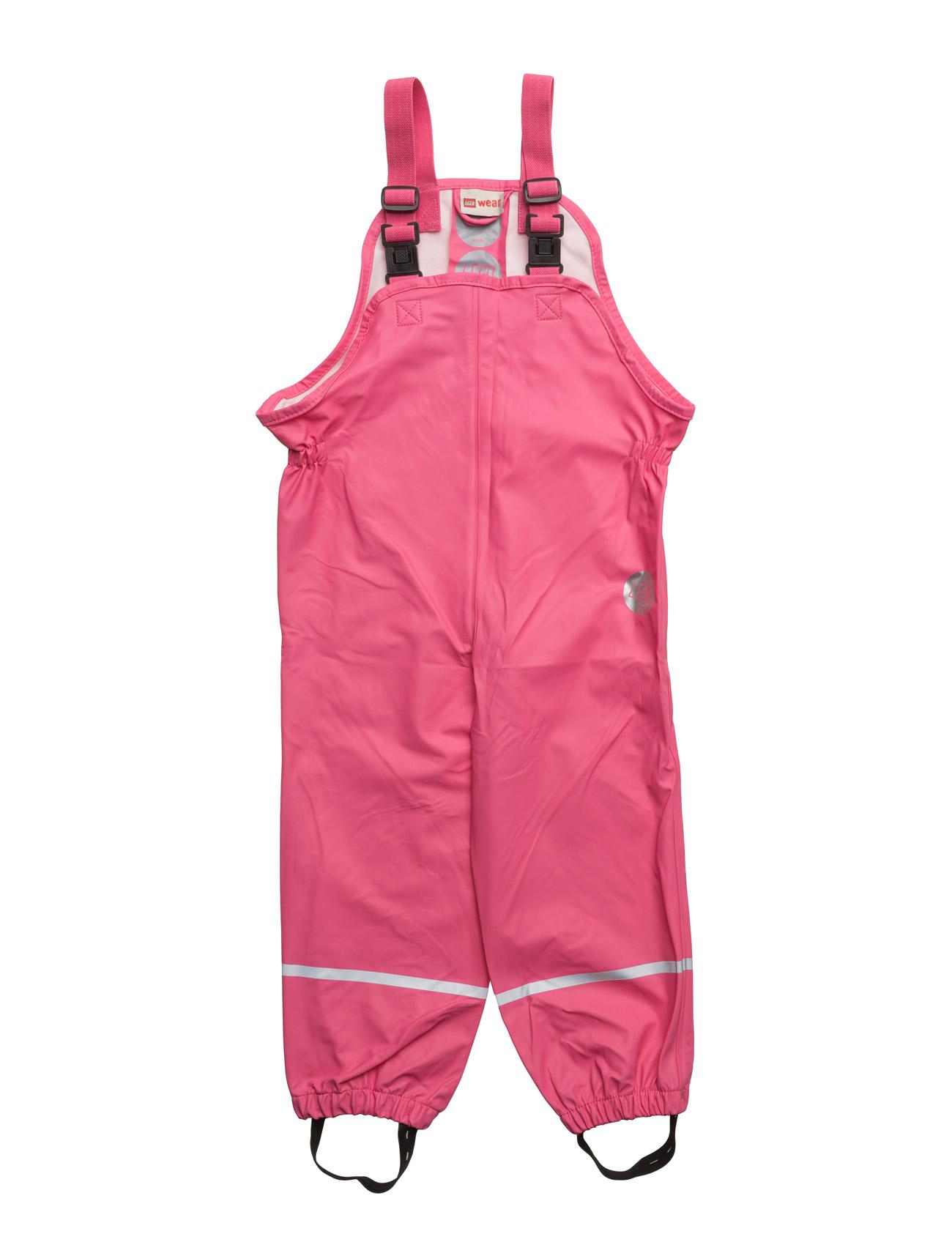 04f3f1cdd433 Pia 201 - Rain Pants Lego wear Regntøj til Børn i Lyserød ...