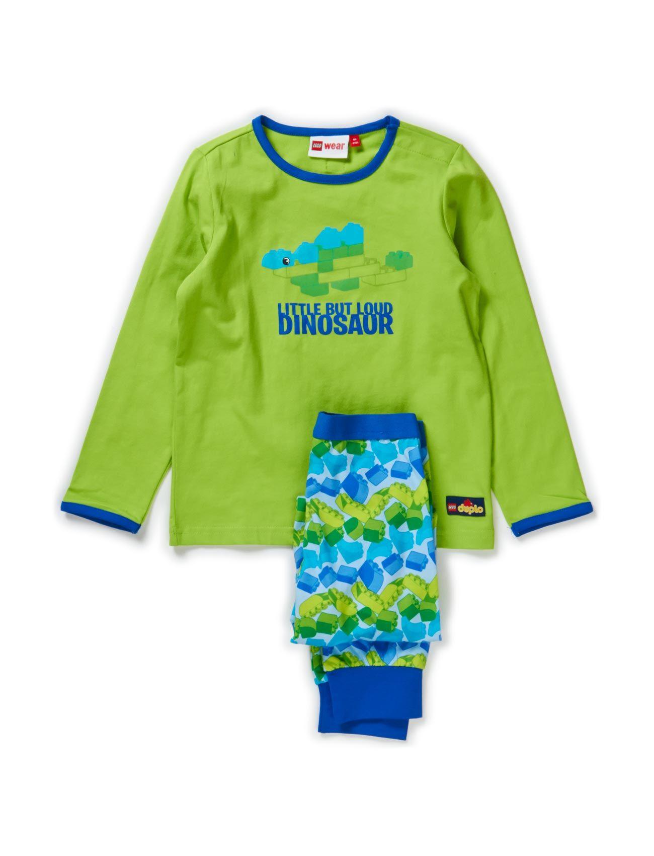 Aske 902 - Nightwear Lego wear Nat & Undertøj til Drenge i Grøn