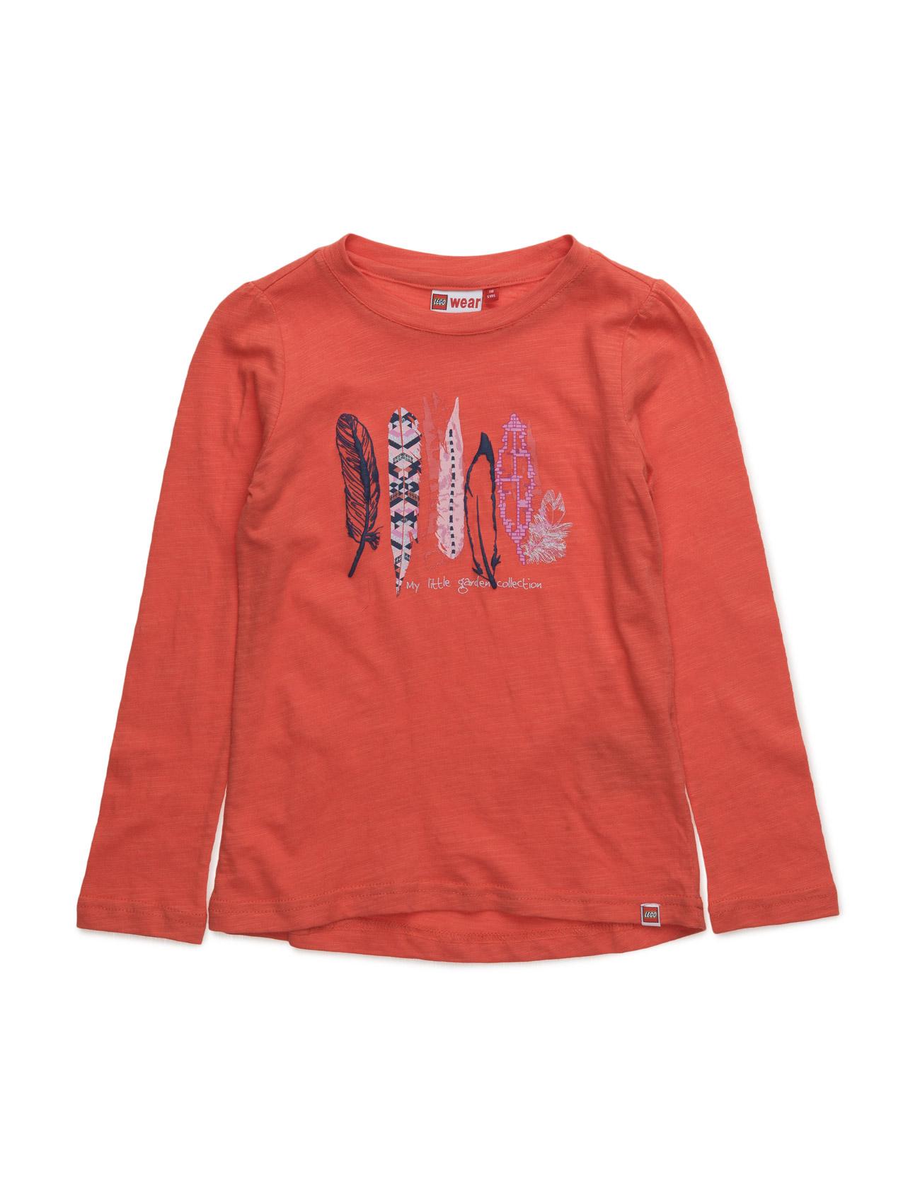 Tamara 207 - T-Shirt L/S Lego wear Langærmede t-shirts til Børn i orange