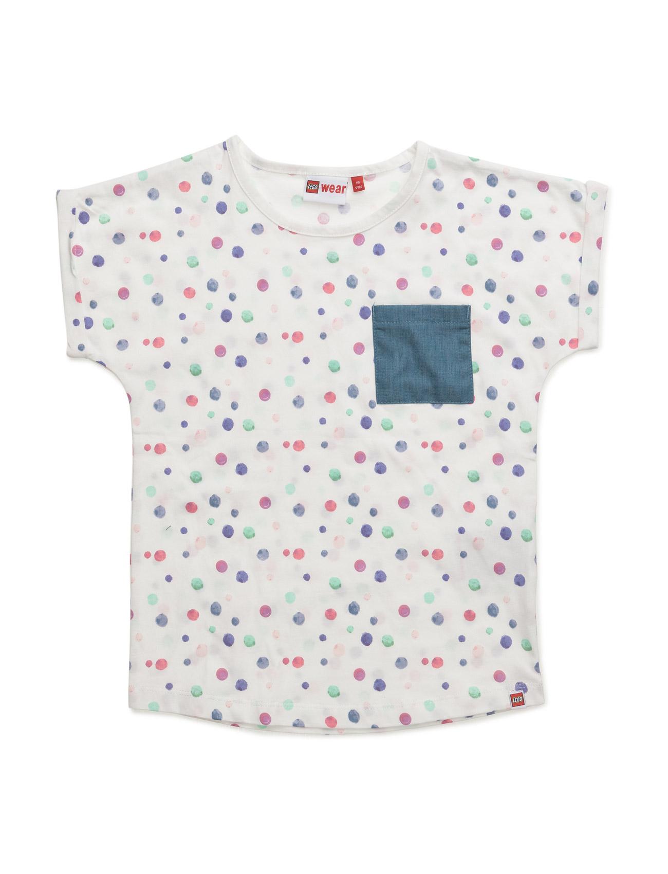 Tamara 301 - T-Shirt S/S Lego wear Kortærmede t-shirts til Børn i Mørkeblå