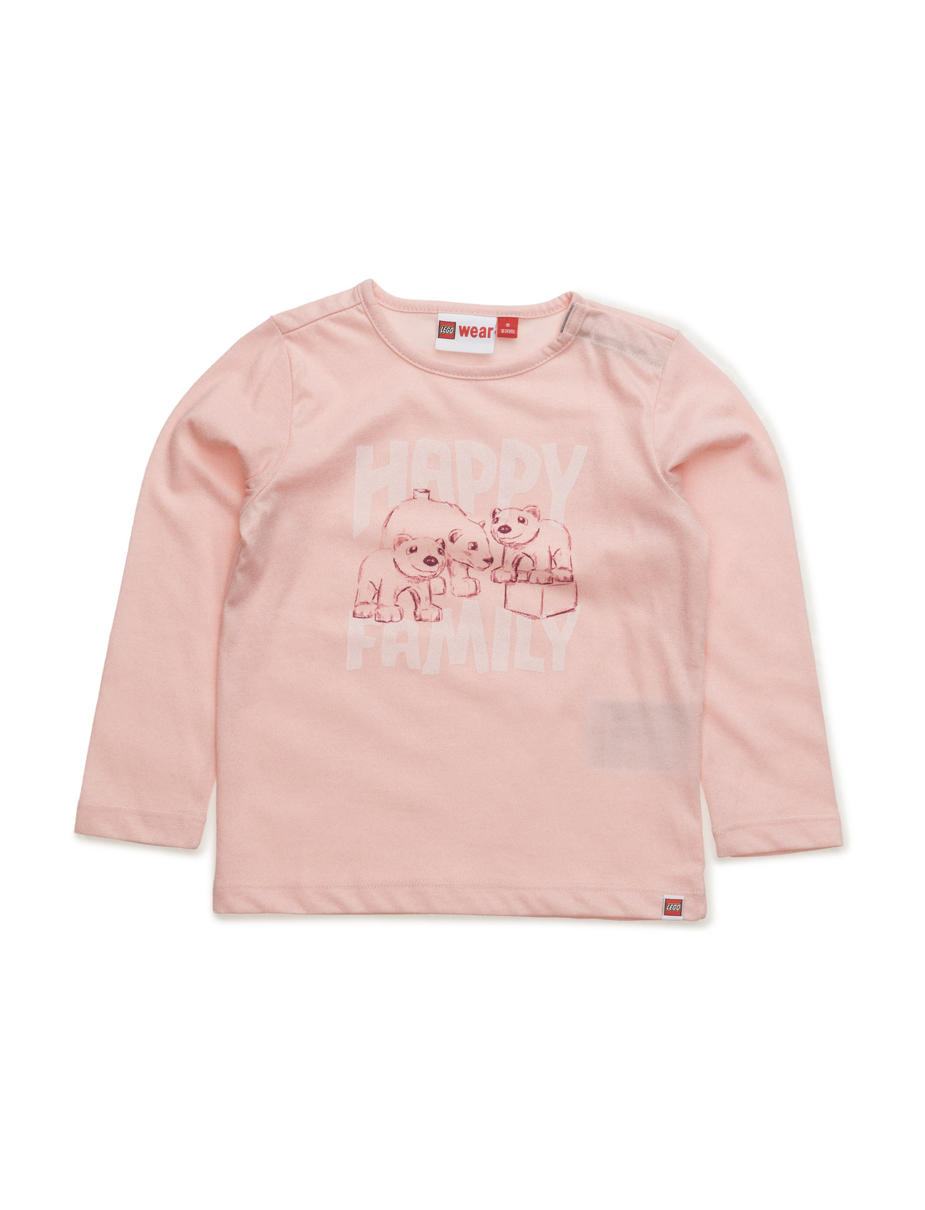 Tiff 703 - T-Shirt L/S Lego wear Langærmede t-shirts til Børn i Rose