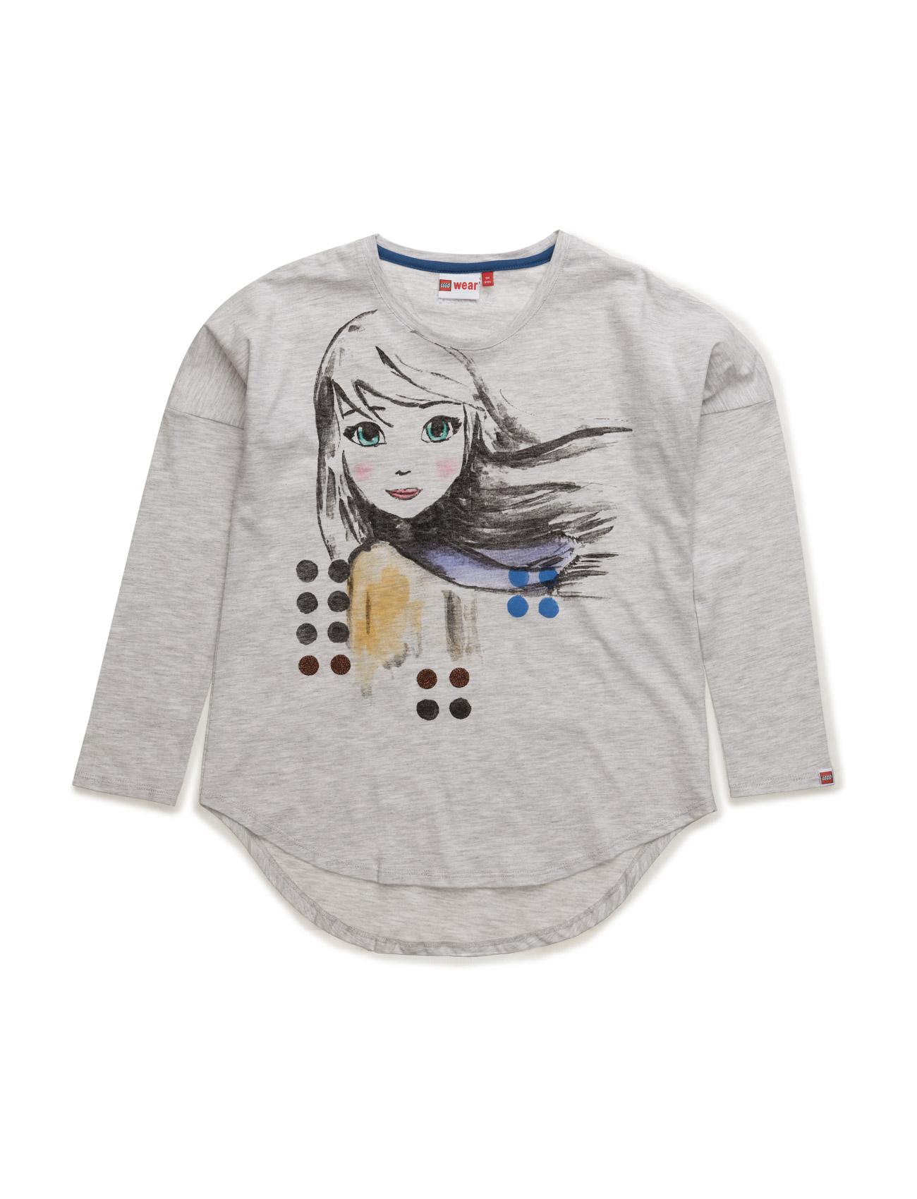 Tamara 702 - T-Shirt L/S Lego wear Langærmede t-shirts til Børn i Light Beige