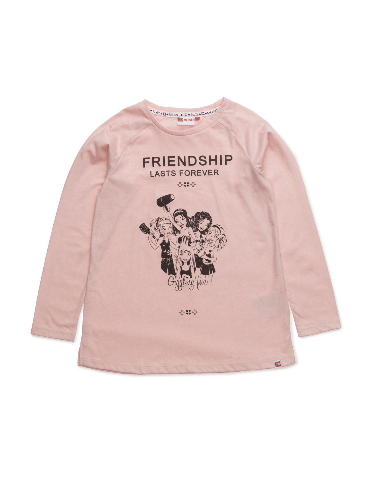 Tamara 807 - T-Shirt L/S Lego wear T-shirts til Piger i Rose