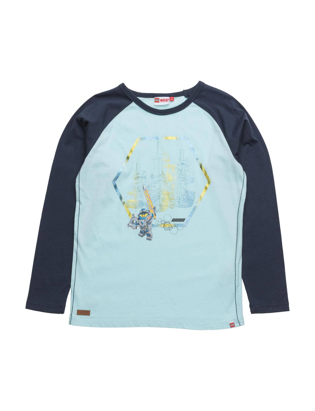 Teo 205 - T-Shirt L/S Lego wear Langærmede t-shirts til Børn i Lyseblå