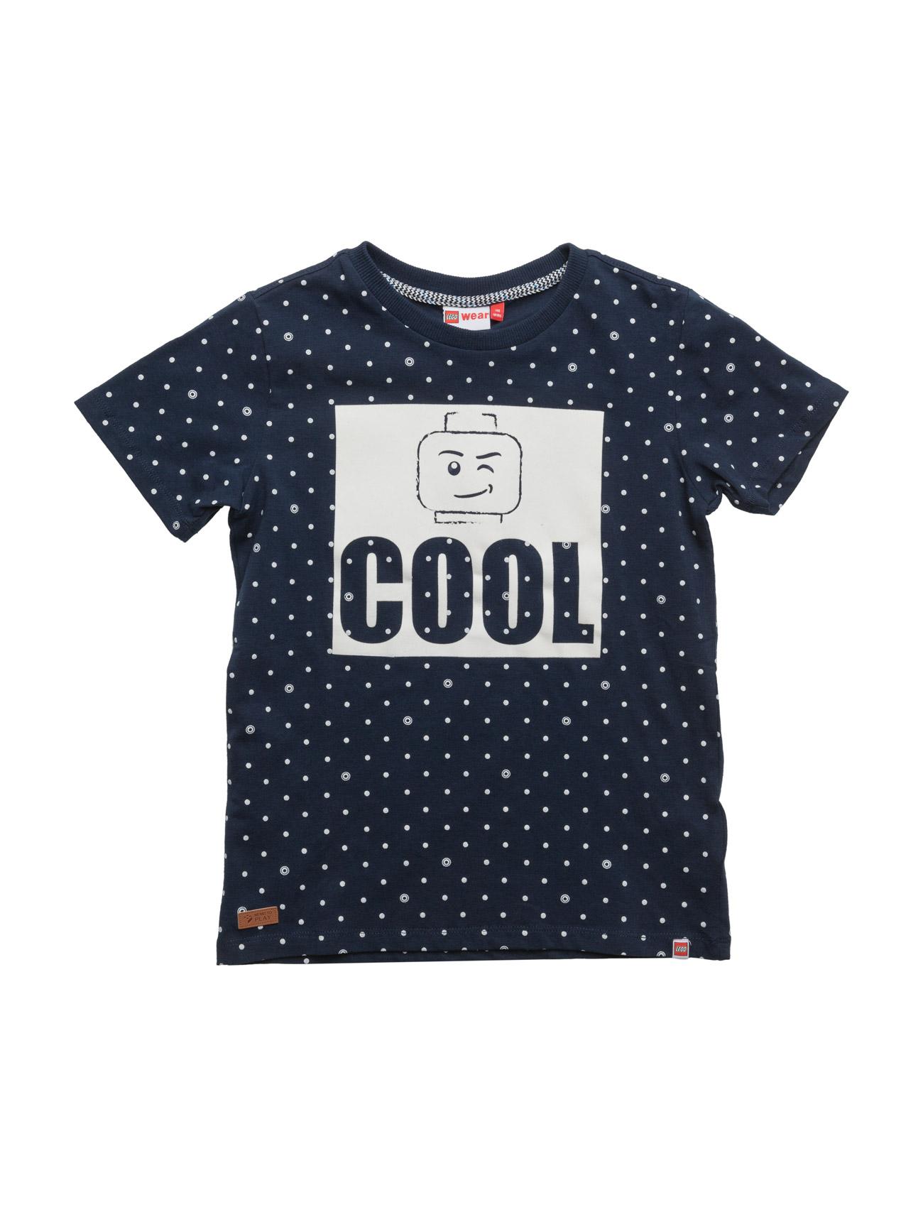 Teo 303 - T-Shirt S/S Lego wear T-shirts til Drenge i Mørk Navy