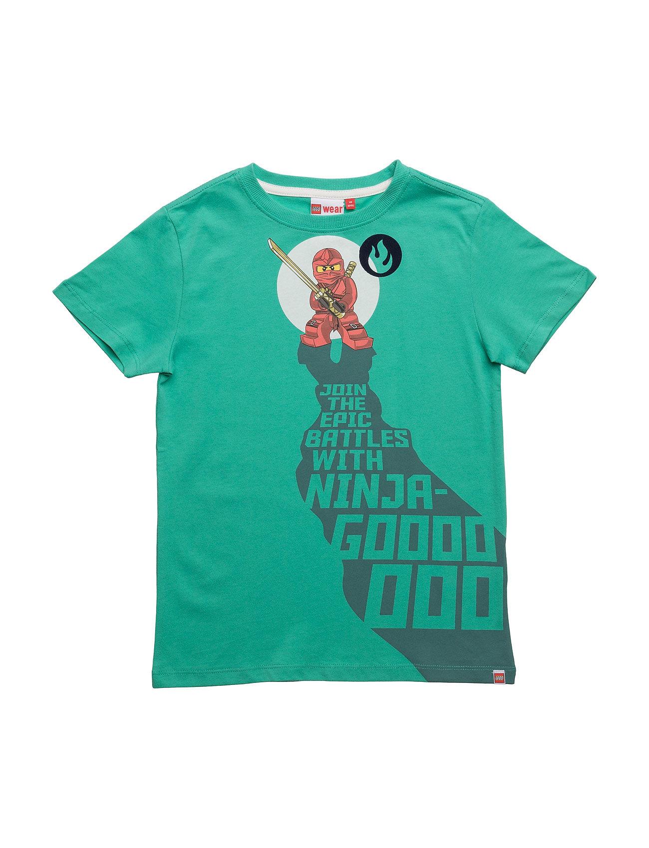 Teo 503 - T-Shirt S/S Lego wear Kortærmede t-shirts til Børn i