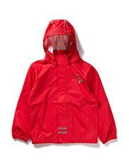JEAN 206 - RAIN JACKET - Red