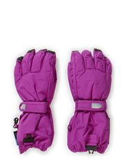 ALBERTINE 653 - GLOVES W/MEM. - PURPLE