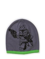 ALF 664 - HAT - Grey/green