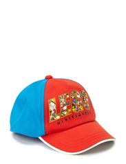 ALF 631 - CAP - RED
