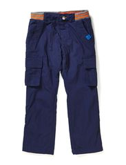 DISCOVER 501 - PANTS W/LINING - BLUE