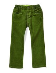 CREATIVE 704 - PANTS - GREEN