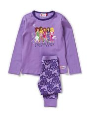 ALBERTINE 902 - NIGHTWEAR - PURPLE