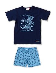 ALF 906 - NIGHTWEAR - BLUE