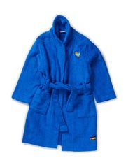 ASKE 904 - BATHROBE - BLUE