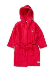 ALBERTINE 910 - BATHROBE - RED