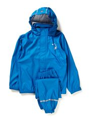 JARON 210 - RAINWEAR SET - BLUE S