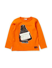 TIMMY 152 - T-SHIRT L/S - ORANGE