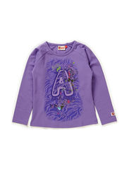 TANISHA 207 - T-SHIRT L/S - PURPLE